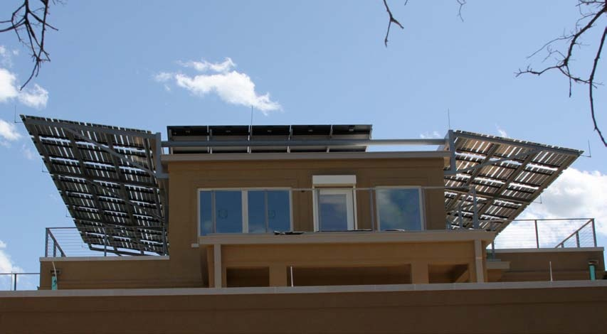 Building Integrated Solar Bipv Dynamic Solar Tech